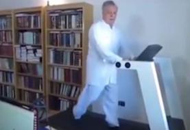 انتشار ویدیویی از اکبر هاشمی رفسنجانی درباره دلایل 'امنیتی' ردصلاحیتش در سال ۹۲؛ مصلحی توضیح داد