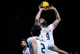 معروف: در ورزش گاهی روز خوب و گاهی روز بد داریم/ موته: از پیروزی مقابل ایران لذت بردیم