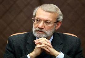 لاریجانی: عدم حضور در انتخابات پیشرفت جامعه را کند میکند