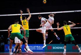 غافلگیری بزرگ؛ والیبال ایران مقابل قعرنشین لیگ ملتها شکست خورد