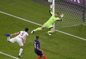 شکست آلمان برابر قهرمان جهان در خانه
