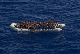 واژگونی قایق مهاجران در سواحل یمن با ۲۰۰ مسافر