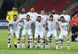 تیم ملی به تهران برگشت