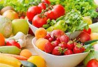 تنظیم فشار خون با میوه و سبزی