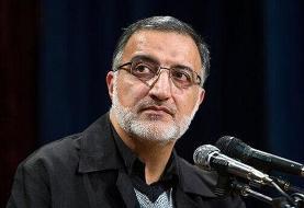 ستاد انتخابات کشور: زاکانی نامه انصراف نداده