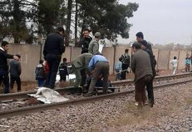 مرگ دلخراش مهاجم سابق پرسپولیس روی ریل قطار