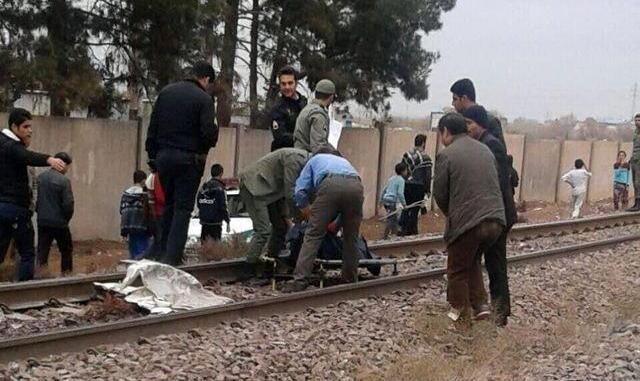 مرگ دلخراش مهاجم سابق پرسپولیس روی ریل قطار!