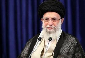 رهبر انقلاب: قهر کردن با صندوق رأی مشکلات را حل نمیکند/ همه باید در انتخابات حضور پیداکنند