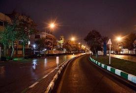 لغو ممنوعیت تردد شبانه در روزهای ۲۷ و ۲۸ خرداد