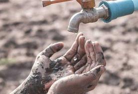 تنش آبی ۳۱۳ روستای گیلان را تهدید میکند
