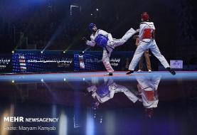 نگار اسماعیلی قهرمان آسیا شد/ پایان روز نخست با ۶ مدال