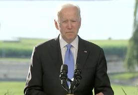 بایدن: درباره ایران با پوتین توافق داریم