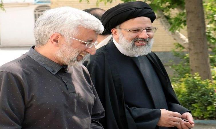سعید جلیلی به نفع رئیسی کنارهگیری کرد