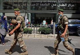 Lebanon army appeals for aid as economic crisis leaves soldiers hungry