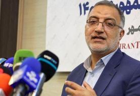 تایید انصراف زاکانی از انتخابات