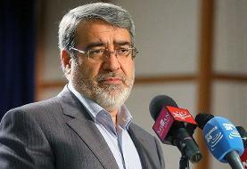 وزیر کشور: بازرسین خطایی بود اطلاع دهند