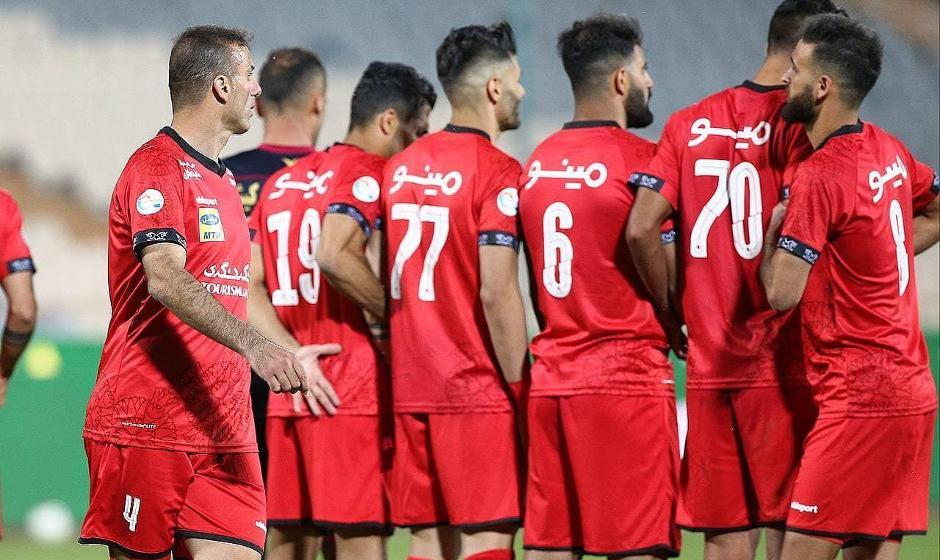 باشگاه پرسپولیس: برنامه فشرده سازمان لیگ به ضرر ماست