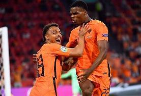 هلند هم به جمع تیمهای صعود کننده اضافه شد