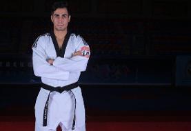 سجاد مردانی طلسم طلا را شکست/ جمع مدالهای ایران به عدد ۱۲ رسید