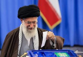 رهبر معظم انقلاب ساعت ۷ صبح فردا رای میدهند