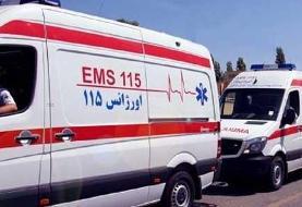 مرگ تکنسین اورژانس هنگام ماموریت