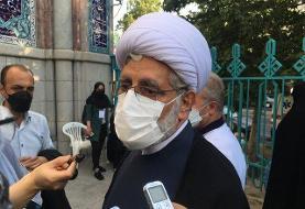 وزیر روحانی در سوریه رأی داد /مشارکت به ۵۰ درصد می رسد؟ /بازدید ۳ عضو شورای نگهبان از ستاد ...