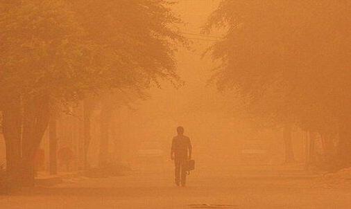 تداوم وزش باد و گرد و خاک در ایران/ دمای هوای تهران در روزهای آینده