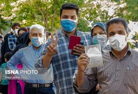انتخابات در امنیت کامل در حال برگزاری است
