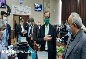 حضور نمایندگان نامزدها در ستاد نظارت بر انتخابات شورای نگهبان