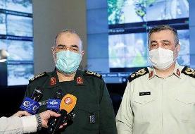 فرمانده سپاه: مردم ایران دشمن را با آراء خود موشک باران خواهند کرد
