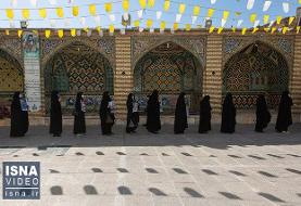 ویدئو / ادامه رایگیری انتخابات در شهرهای مختلف ایران