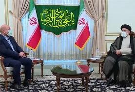 دیدار قالیباف با رئیسی پس از اعلام نتایج اولیه انتخابات