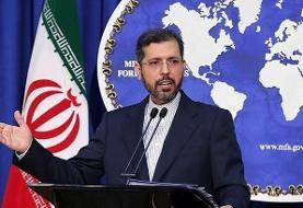 خطیبزاده: سفیر انگلستان به وزارت امور خارجه احضار شد