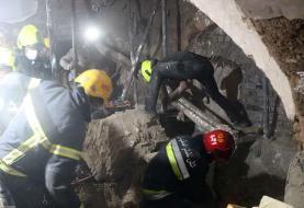 اصفهان/ ۲ کشته در حادثه ریزش چاه خانگی