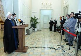 اعضای دولت برای بهتر طی شدن دوران انتقالی در ۴۵ روز آینده درکنار رئیس جمهور منتخب هستند