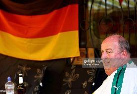 تب فوتبال در آلمان کوچک و بزرگ نمیشناسد! /عکس