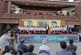 جشن پیروزی هواداران آیتالله رئیسی در تهران/ استقبال مردمی از تشکیل دولت انقلابی