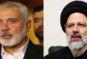 حماس پیروزی رئیسی را تبریک گفت