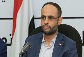 رئیس شورای عالی سیاسی یمن پیروزی رئیسی را تبریک گفت