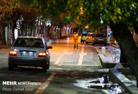 امشب هم ممنوعیت تردد شبانه در سراسر کشور اعمال نمیشود
