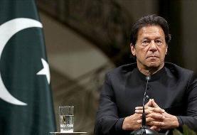 تبریک نخستوزیر پاکستان به رئیسی