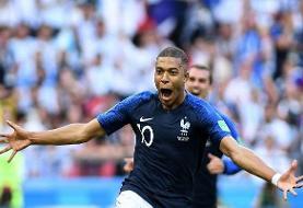 تساوی فرانسه مقابل مجارستان در ورزشگاه لبریز از تماشاگر