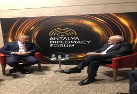 ظریف با وزیر امور خارجه تاجیکستان دیدار کرد