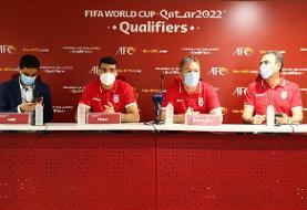 از تصمیم کنفدراسیون فوتبال آسیا ناامید شدم/ دنبال بهانه نیستیم