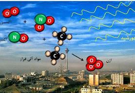 هوای تهران در گرما هم آلوده است / ازن چه بلایی سر ریه ها می آورد؟
