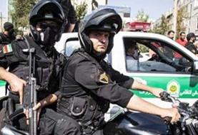 پلیس به عربده کشی اراذل پایان داد / دستگیری عاملان تخریب ۸ دستگاه خودرو