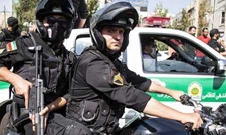 دستگیری جوجه لات های محله اتابک