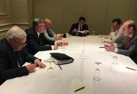 دیدار برجامی نمایندگان روسیه و اتحادیه اروپا در مذاکرات وین