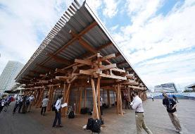دهکده بازیهای المپیک ۲۰۲۰ توکیو/ طراحی مینیمال به سبک ژاپنیها
