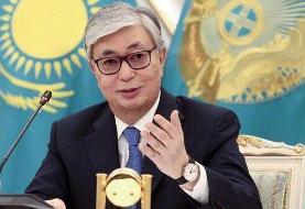 رئیس جمهور قزاقستان به سید ابراهیم رئیسی تبریک گفت